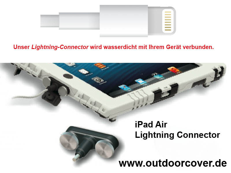 aiShell Lightning Connector (Air/mini)