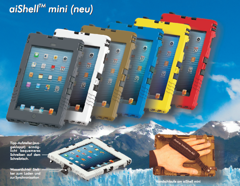 aiShell - Case for iPad Mini